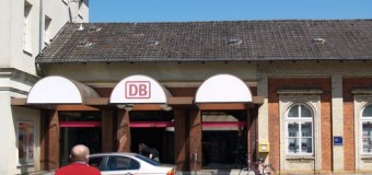 Reisezentrum in Rendsburg soll modernisiert werden