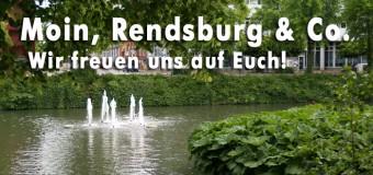 Hallo liebe Besucher aus dem Kreis Rendsburg-Eckernförde!