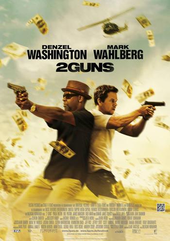 Gucken im Kino-Center Rendsburg – 2GUNS schießt sich auf Platz 1