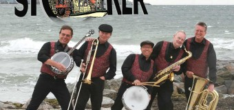 Kneipenjazz-Start mit der Stoker-Jazz-Band in Eckernförde