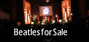 The Beatles for Sale live im Aukruger Tivoli