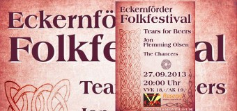 Spitzenevent in Carls Showpalast: Eckernförder Folkfestival