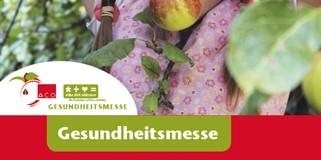 Wie gesund bist Du? Die ACO Gesundheitsmesse Ende Oktober in Büdelsdorf