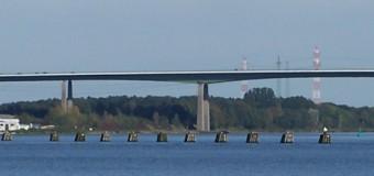 """Scharfe """"Schüsse"""" auf der Rader Hochbrücke ab 14. September"""