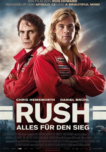 Rasch ins Kino-Center Rendsburg – RUSH – Alles für den Sieg mit Daniel Brühl
