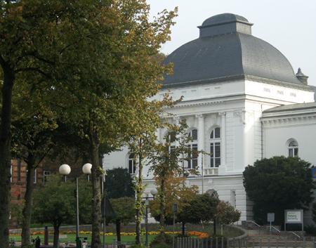 Das Schleswig-Holsteinische Landestheater und Sinfonieorchester sagt alle Veranstaltungen ab