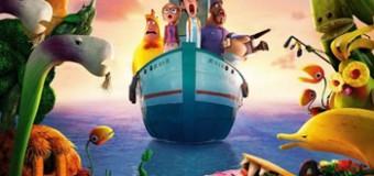 Kino-Hit in der Schauburg Rendsburg: Wolkig mit Aussicht auf Fleischbällchen 2