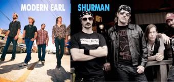 Modern Earl und Shurman – Zwei Top-Konzerte im Albatros Bordesholm