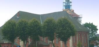 Denkmalschutz Stiftung fördert die Christkirche in Rendsburg