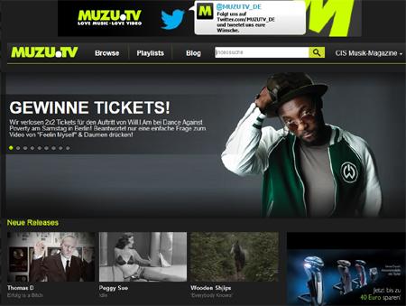 Hier ist Musik drin! MUZU.TV nun auch in Rendsburg, Flensburg und Nordfriesland