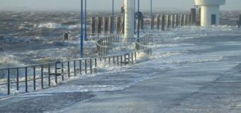Orkan Xaver –  R.SH wird stürmisch – Sondersendungen am laufenden Band