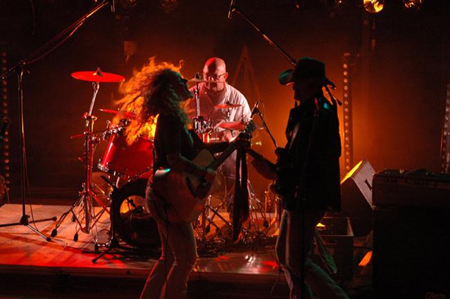 Fantastische Stimme: Bet Williams & Band im Albatros Bordesholm
