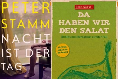 Lesungen des Nordkollegs Rendsburg – Dienstag Peter Stamm und am Donnerstag Sven Görtz