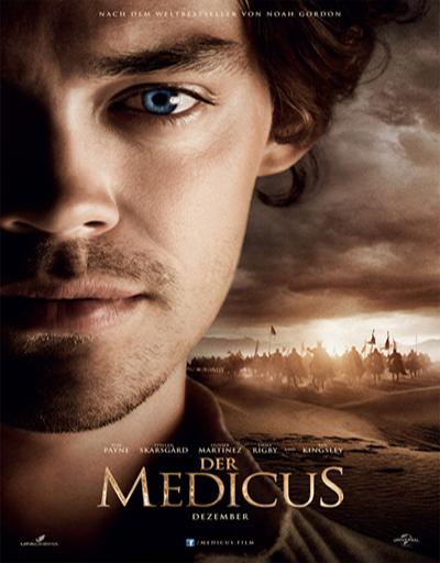 Schauburg in Rendsburg – Der Medicus als Quotenrenner – Trailer