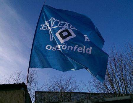 HSV Fanclub Osterrönfeld präsentiert sich bei Edeka Hoof