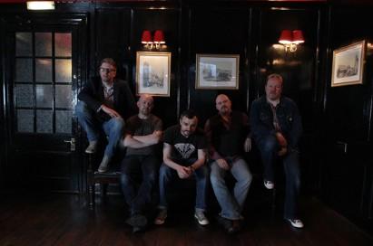 Schottische Band The Wynntown Marshals im Albatros Bordesholm