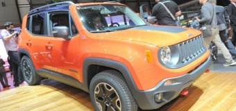 Jeep Renegade – Ein Auto für unwegsames Gelände, also genau richtig für Schleswig-Holsteins Straßen