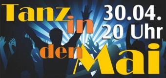 Partystimmung in Carls Showpalast Eckernförde – Tanz in den Mai