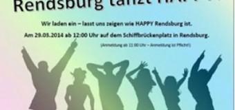 Nun tanzt sich auch Rendsburg Happy – Premiere am Samstag im Kino-Center