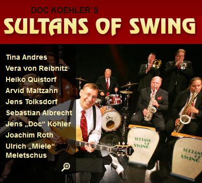 Happy! Mit Sultans Of Swing im Tivoli Aukrug in den Mai swingen