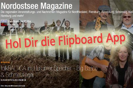 Die Nord-Ostsee Magazine App – auch für den Kreis Rendsburg-Eckernförde und Kiel