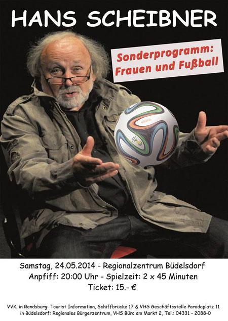Hans Scheibner live in Büdelsdorf