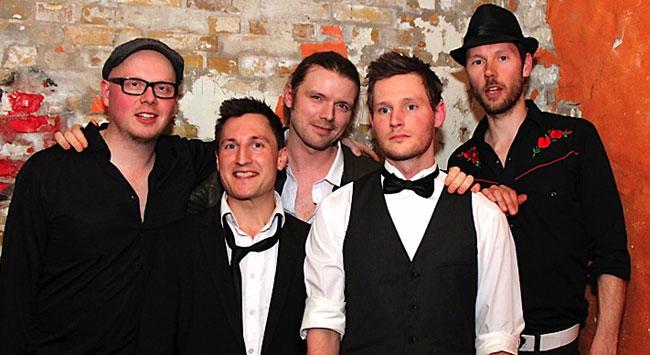 Zwei blaue Nächte im Savoy Bordesholm: Todd Wolfe Band und Mojo Makers