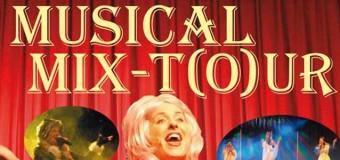 Die Musical Mix T(o)ur kommt ins Carls nach Eckernförde