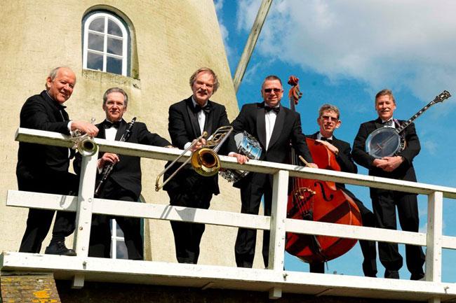 Holland jazzt im Tivoli Aukrug: Storyville Jassband live