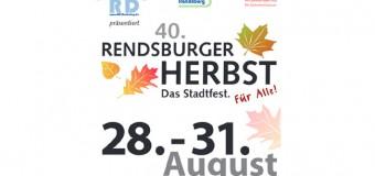 Am 28.8. geht´s los: Der Rendsburger Herbst 2014