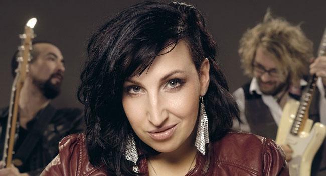 Live im Bordesholmer Albatros – Jessy Martens & Band