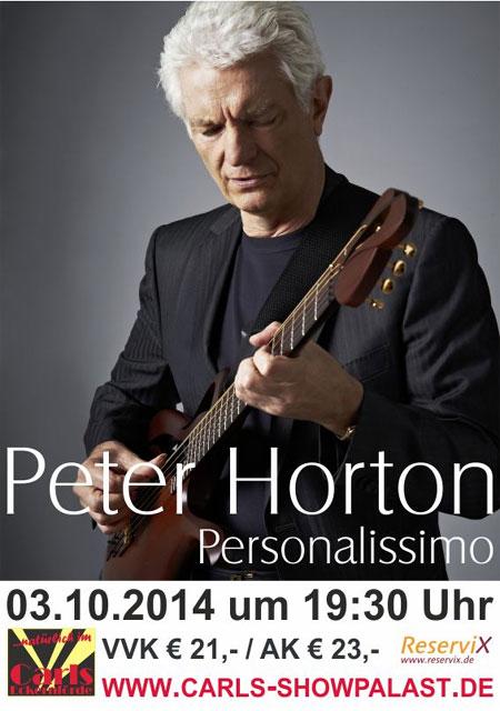 Peter Horton live im Carls Eckernförde