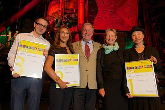 NordArt-Preis 2014 und Publikumspreis - 2 Preise nach Russland
