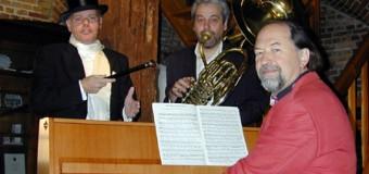 """Trio Herzensbrecher"""" live im Landhaus Hammerich in Osdorf"""