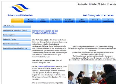Rendsburg: Privatschule Mittelholstein – Schüler weit über dem Landesdurchschnitt