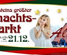 Weihnachtsmarkt Gut Altenhof – 25 Jahre Weihnachtstradition in malerischem Herrenhaus-Ambiente