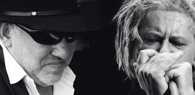 Georg Schroeter & Marc Breitfelder live im Savoy Bordesholm