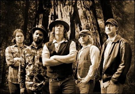 Cody Beebe & The Crooks – Die Rockshow im Bordesholmer Savoy Kino