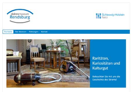 Schleswig-Holstein Netz ist neuer Betreiber des Elektro-Museums Rendsburg