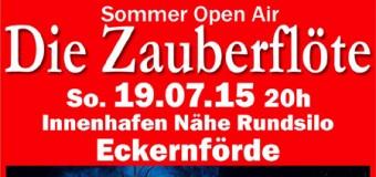 Sommer Klassik Open Air in Eckernförde – Die Zauberflöte