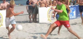 Flens BeachSoccer Cup 2015 in Eckernförde