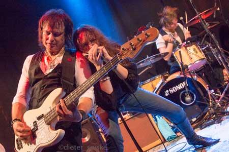 Stacie Collins & Band live im Bordesholmer Albatros