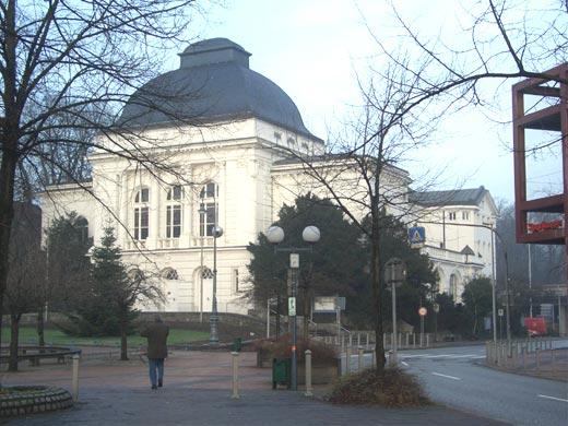 Sehenswürdigkeiten und bekannte Gebäude in Rendsburg im Jahre 2004