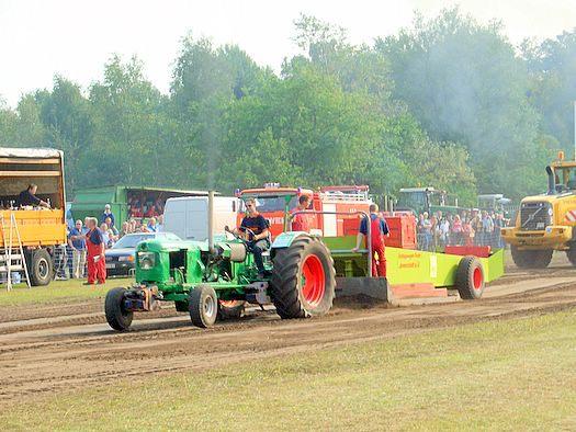 NORLA 2005 in Rendsburg – Fotogalerie – Traktoren und Technik