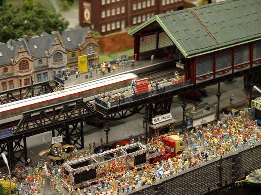 Modellauto- und Modelleisenbahnbörse in Rendsburg