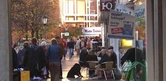 Rendsburg ist Kult – verkaufsoffener Sonntag 2005 – Bilder