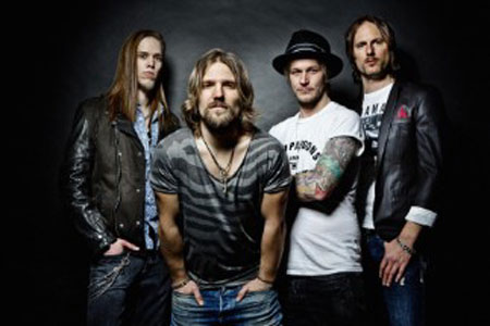 Live im Albatros:  The New Roses