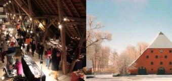 Spannender Weihnachtsmarkt auf Gut Altenhof