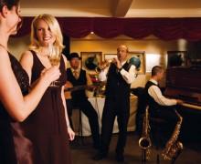 Silvester mit der Adler Princess auf dem Nord-Ostsee-Kanal schick feiern