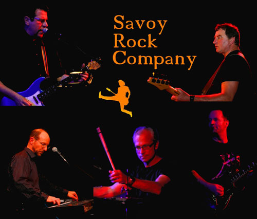 Mal anders feiern! Silvester-Rock im Savoy Bordesholm